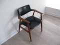 1960s teak chair Eric Kirkegaard for Glostrup