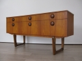 1960s teak sideboard/chest of drawers