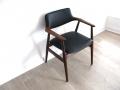 1960s rosewood chair Eric Kirkegaard Glostrup