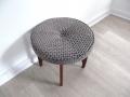 1960s teak astro G Plan footstool