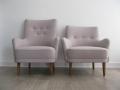 1940s 1950s Danish armchairs