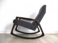 1960s teak rocking chair
