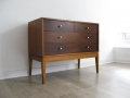 1960s Uniflex chest of drawers