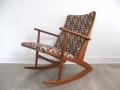 Georg Jensen Kubus rocking chair