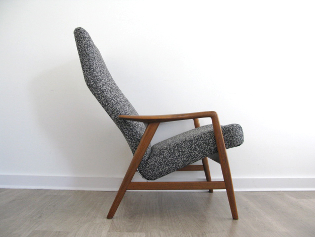 1960s Kontour chair Fritz Hansen  sc 1 st  Funky Junky : vintage 60s chairs - Cheerinfomania.Com