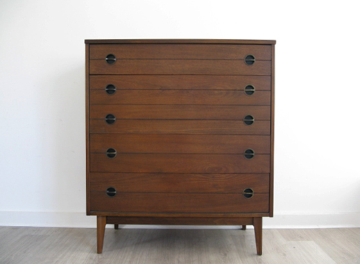 Large 1970s chest of drawers for We buy old furniture