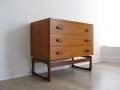Quadrille G Plan chest of drawers
