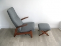 1960s Rock N Rest chair Gimson and Slater