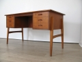 1950s teak Danish desk