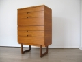 1950s Uniflex chest of drawers