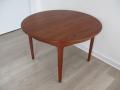 Danish teak table by Henning Kjaernulf for Soro Stole