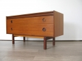 Teak sideboard/chest of drawers by Bath Cabinet Makers