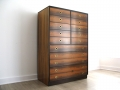 1960s rosewood chest of drawers Robert Heritage for Archine Shine