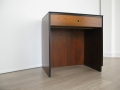 1960s rosewood console desk unit Robert Heritage Archie Shine