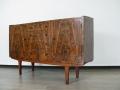 Rare 1950s rosewood sideboard