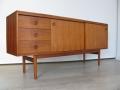 Rare 1960s teak & rosewood Gordon Russell sideboard