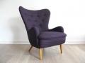 1950s Ernest Race DA1 armchair