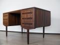 1970s Danish rosewood J Svenstrup desk