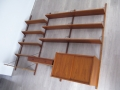 PS Systems teak wall unit