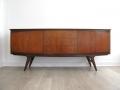 1960s teak Beautility sideboard
