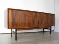 1960s Brazilian rosewood BPS sideboard