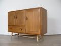 1950s elm Ercol sideboard