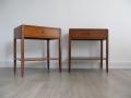 1960s Heals bedside tables