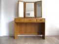 Ercol elm dressing table