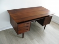 1960s Danish rosewood desk