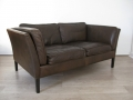 Mogensen Danish leather sofa