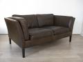 Mogensen Danish leather sofa