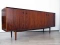 1960s rosewood Brouer sideboard