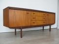 1960s White & Newton teak sideboard