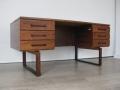 Kai Kristiansen rosewood desk