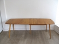 1960s extending Ercol dining table