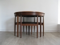 Hans Olsen Frem Rojle table and chairs