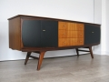 1960s stylised sideboard