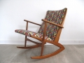 Georg Jensen Kubus rocking chair