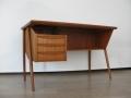 1960s teak Tibergaard desk