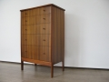 1960s tallboy chest of drawers