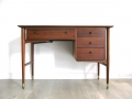 1960s teak desk