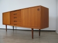 1960s teak sideboard by Alf Aarseth