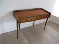 1960s teak console table