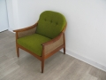 1960s teak Greaves & Thomas chair