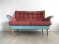 1950s Howard Keith HK sofa