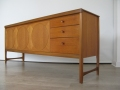 1960s circles sideboard by nathan