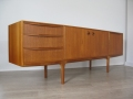 1960s teak McIntosh & Co sideboard