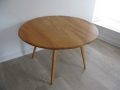 1960s Ercol dining table