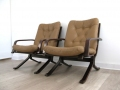 Scandinavian bentwood chairs