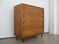 Meredew teak chest of drawers